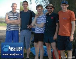 Posejdon o.s. - instruktoři vodní turistiky