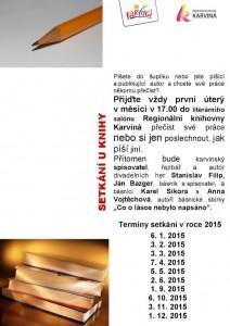 2015_01_06_Karviná_RKKA_Setkání u knihy_leták