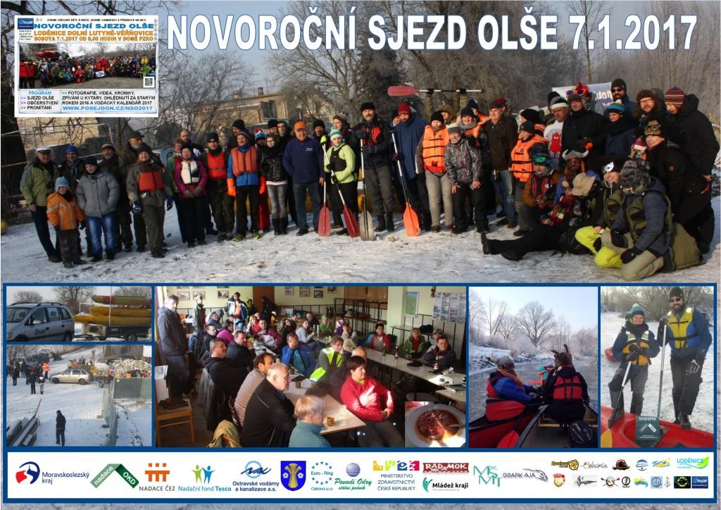 2017_01_07_Věřňovice_Novoroční sjezd Olše_fotokolaz