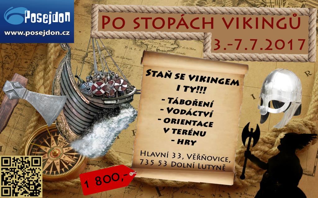 2017_07_03až07_Věřňovice_LVT_Po stopach vikingu_letak