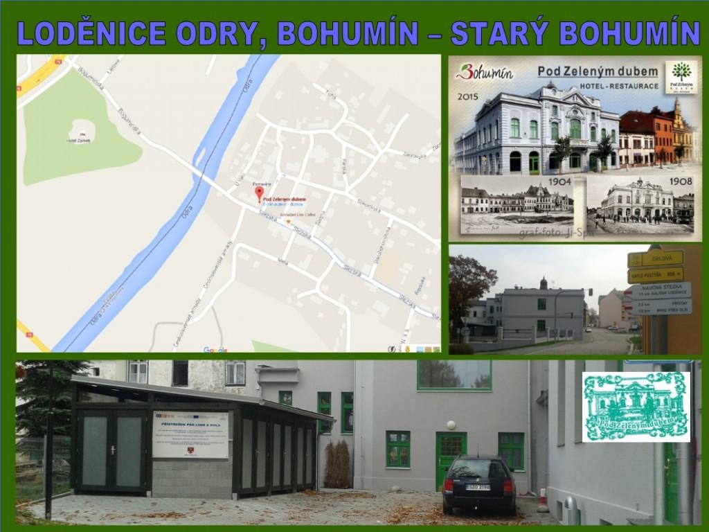 Loděnice Odry Bohumín-Starý Bohumín