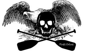 logo Vodáci Piráti Orlová